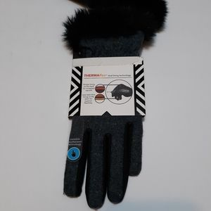 Isotoner ThermaFlex Touch Screen Compatible Gloves